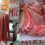 Rumania en el Mercado Central