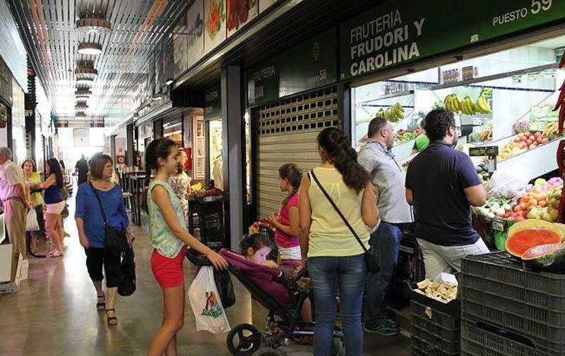 El Mercado San Agustín de Granada