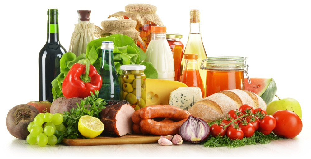 Dieta equilibrada - Mercado Central