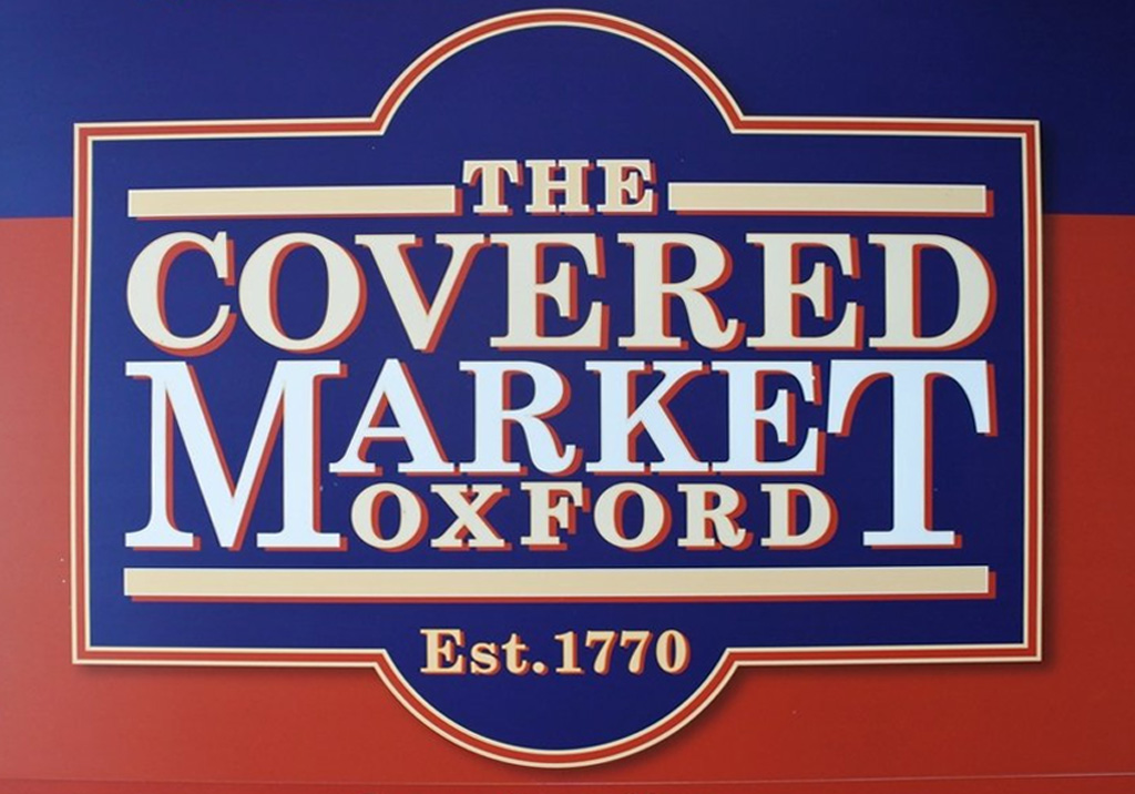 Covered Market en Oxford