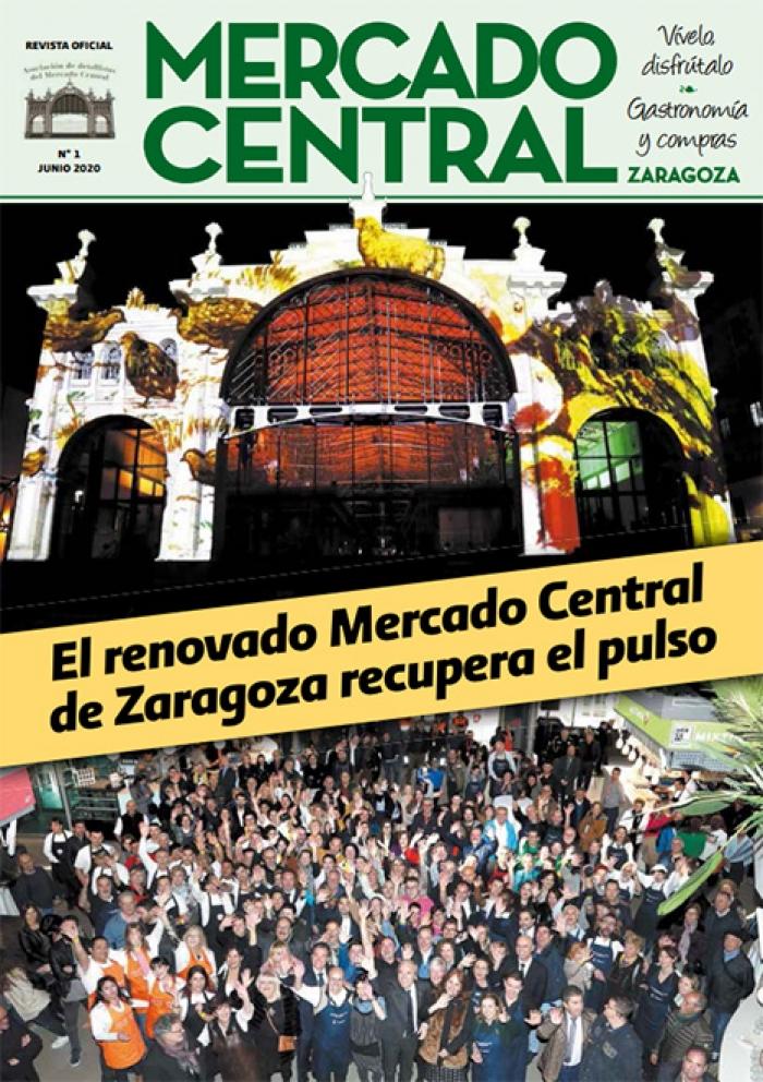 REVISTA DEL MERCADO CENTRAL. nº1