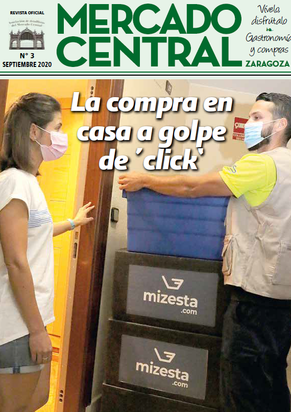 Presentación del número 3 de la revista «Mercado Central».