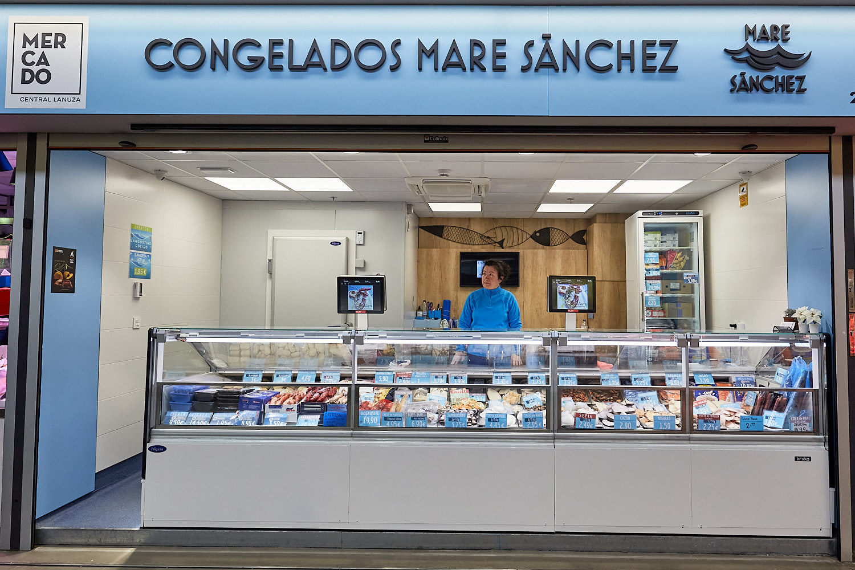 CONGELADOS MARE SÁNCHEZ. Puesto 24
