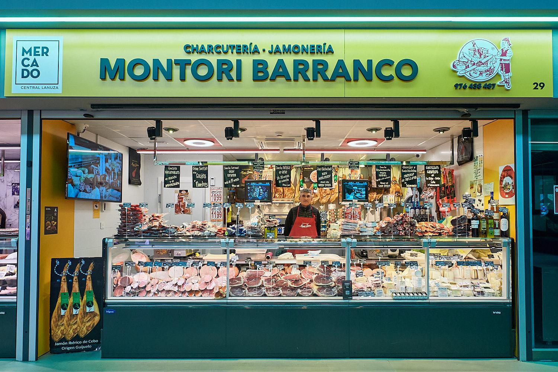 CHARCUTERÍAS MONTORI Y BARRANCO. Puesto 29