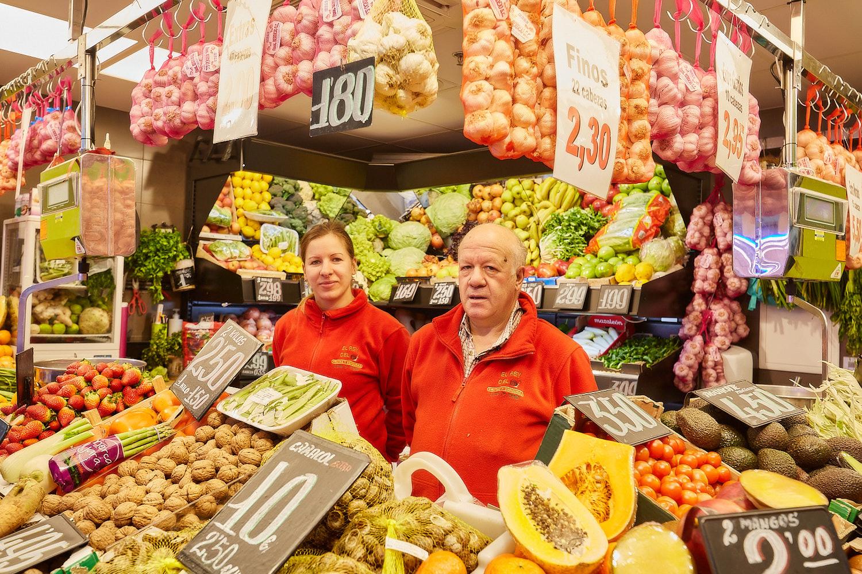 SORTEO DEL VIERNES 7 DE MAYO: 3 vales de compra para fruta y verdura.
