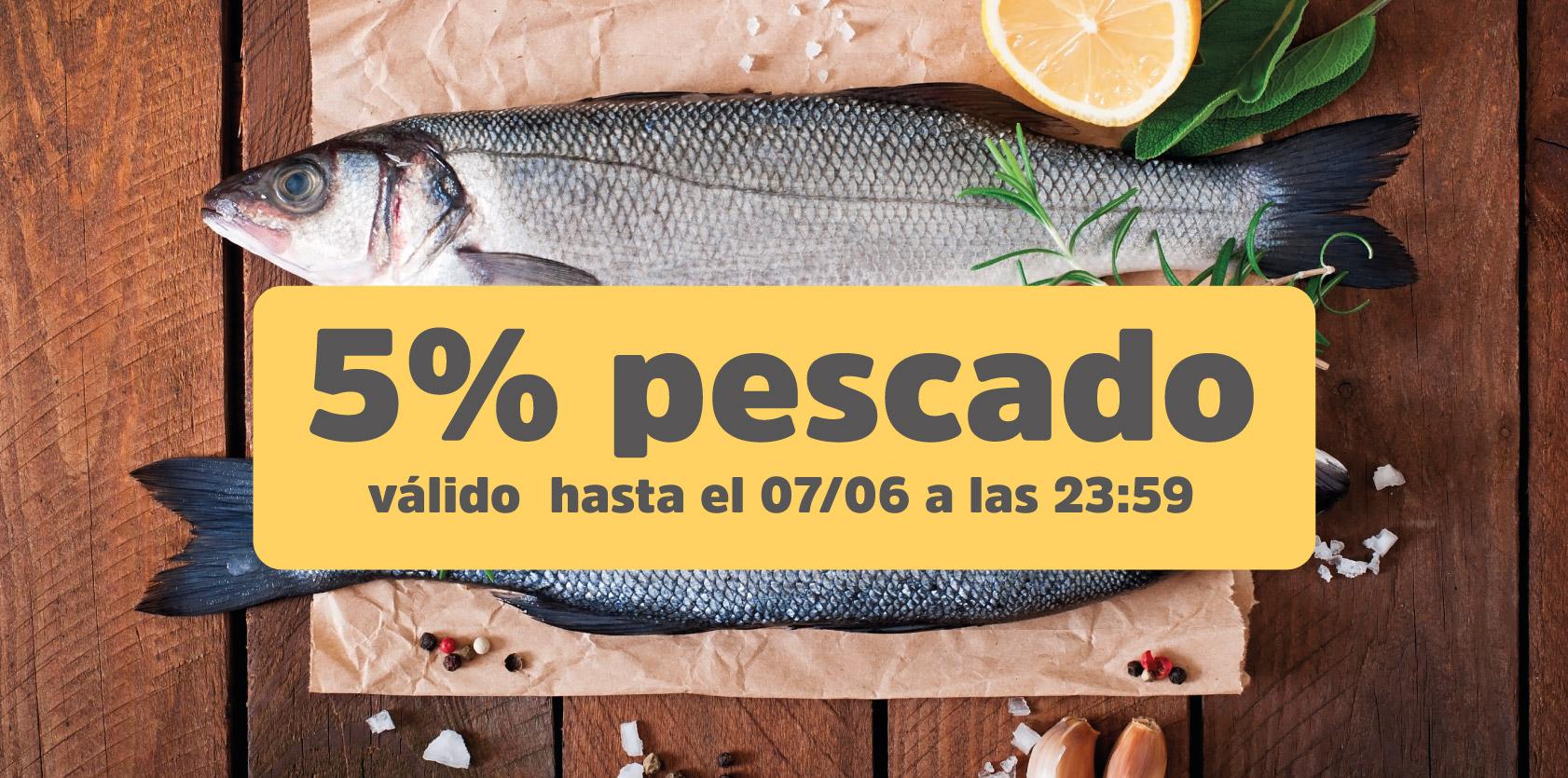 Comprar pescado en nuestra web tiene premio.