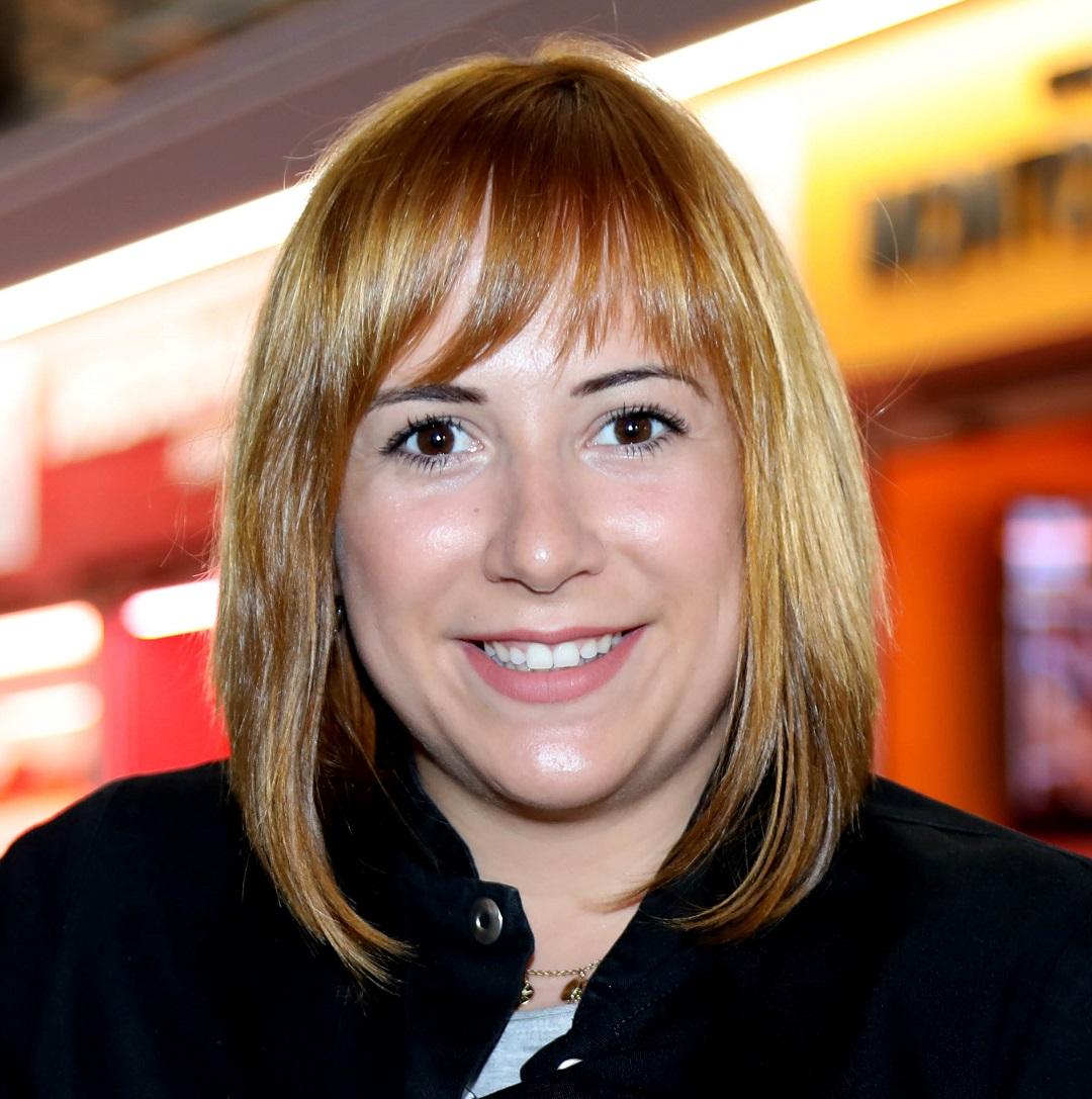 Alba Fernández.