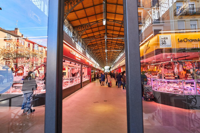 Galería fotográfica del mercado.