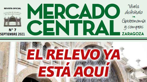 Número 7 de la revista Mercado Central